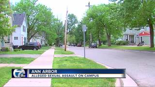 U of M student reports sexual assault
