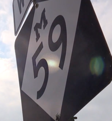 New warning for M-59 construction zone drivers