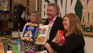 Kellogg joins cereal drive to help kids