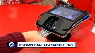 Michigan ranks highest in US for identity theft