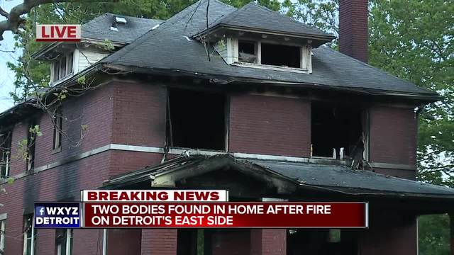 Man and woman dead following group home fire