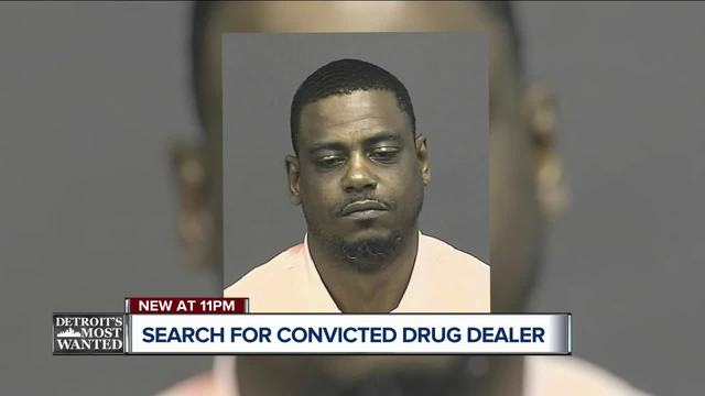 Detroit-s Most Wanted- Ricky Walker is hiding in Detroit after crossing…
