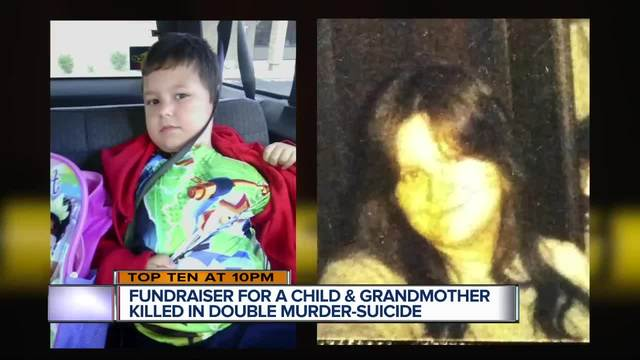 Fundraiser for child and grandmother killed in double murder-suicide