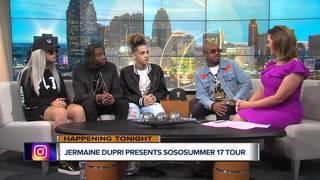 Jermaine Dupri brings SoSoSummer Tour to Detroit