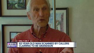 Scam victims issues warning for other seniors