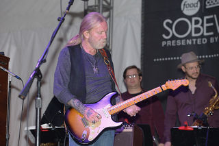 Gregg Allman dies at age 69, report says