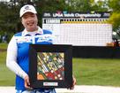 Feng holds on for 1-stroke LPGA win in Ann Arbor