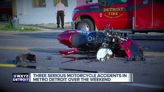 Distracted drivers increase motorcycle accidents