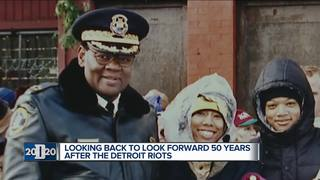 Former Police Chief Ike McKinnon recalls riots