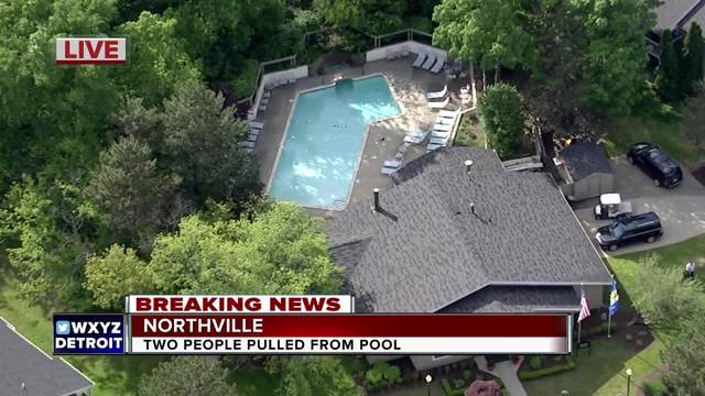 Toddler, adult die after being pulled from pool at apartment complex