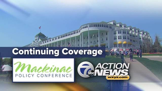 Michigan-s future discussed at Mackinac Policy Conference