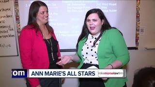 Ann Marie's All Stars: Ms. Molly Guckian