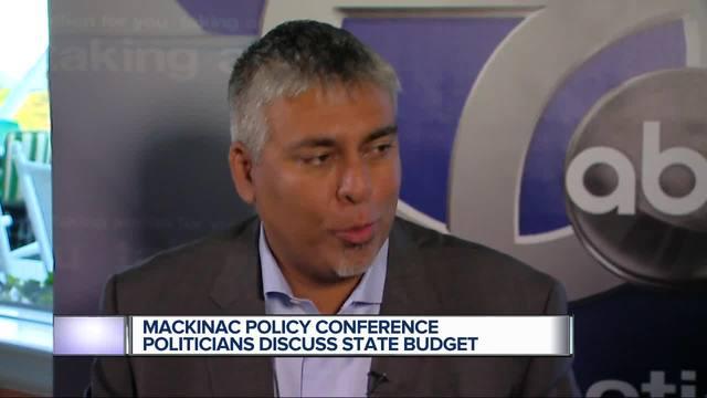 Mackinac Policy Conference ongoing on Mackinac Island