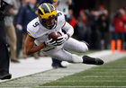 Michigan reinstates WR Grant Perry