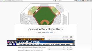 Increase your odds of catching a home run ball