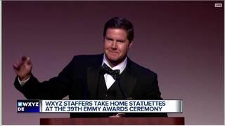 WXYZ staff earns 8 Emmy Awards on Saturday