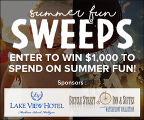 Summer Fun: Win $1000 or Mackinac Island getaway