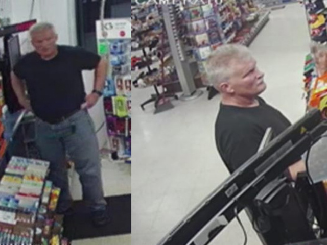 Conn. Police Believe 'Dollar Tree Grandpa Bandit' Has Robbed Stores Nationwide
