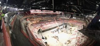 Photo gallery: Inside Little Caesars Arena