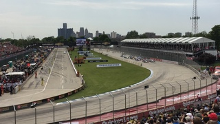 Over 100,000 people attend Detroit Grand Prix