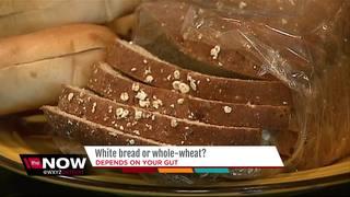 sk Dr. Nandi: White bread or whole-wheat?