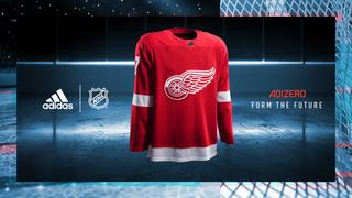 Photos: Detroit Red Wings unveil new jerseys