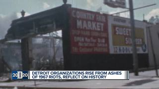 Working from the ashes of 1967 riot