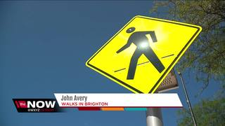 Police warn drivers to watch out for crosswalks