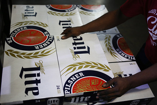 MI has the lowest price for a case of beer in US