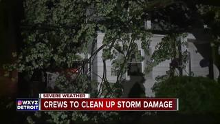 50K without power in metro Detroit after storms