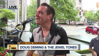 Concert at the Qube: Doug Deming and the...