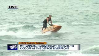 What to know about GM River Days this weekend