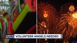 Become a volunteer angel for Detroit