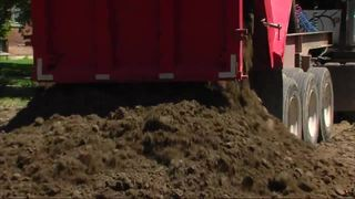 Contractor caught dumping contaminated soil