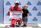 Larson, McMurray 1-2 for Ganassi at Sonoma