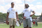 Bucs' Gholston hosts 3rd annual football camp