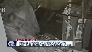 Local restauarant/store robbed of thousands