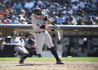 Mahtook, Tigers end 8-game skid, beat Padres