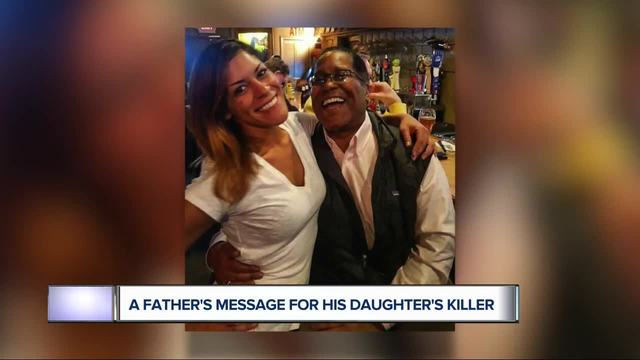 Dad searches for answers in daughter's murder