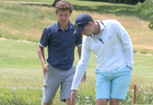 Local junior golfers playing like the pros