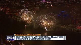 COMPLETE GUIDE: 59th Annual Ford Fireworks
