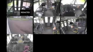 Video shows terrifying moments of DDOT bus crash