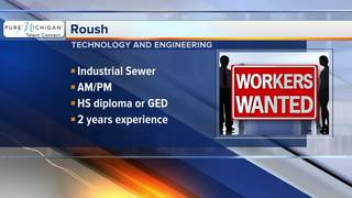Roush is hiring for tech & engineering positions