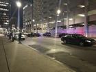 Man, woman shot in Detroit as fireworks ending