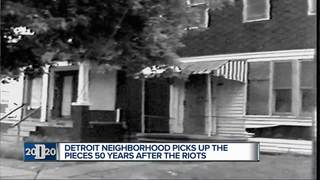 Revisiting neighborhood destroyed by 1967 riots