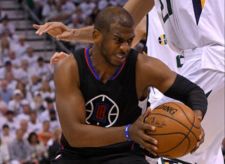 Rockets acquire Paul from L.A. in 8-player deal