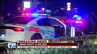Man's body found on sidewalk on city's east side
