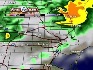 FORECAST: Tracking severe storm chances