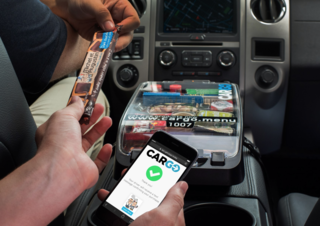 Cargo helping rideshare drivers provide products