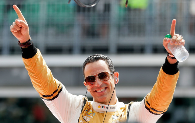 Castroneves Switches from IndyCar to IMSA with Team Penske